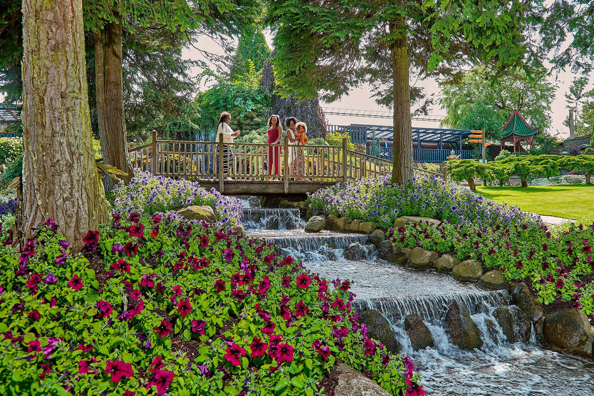 jesperhus blomsterpark åbningstider